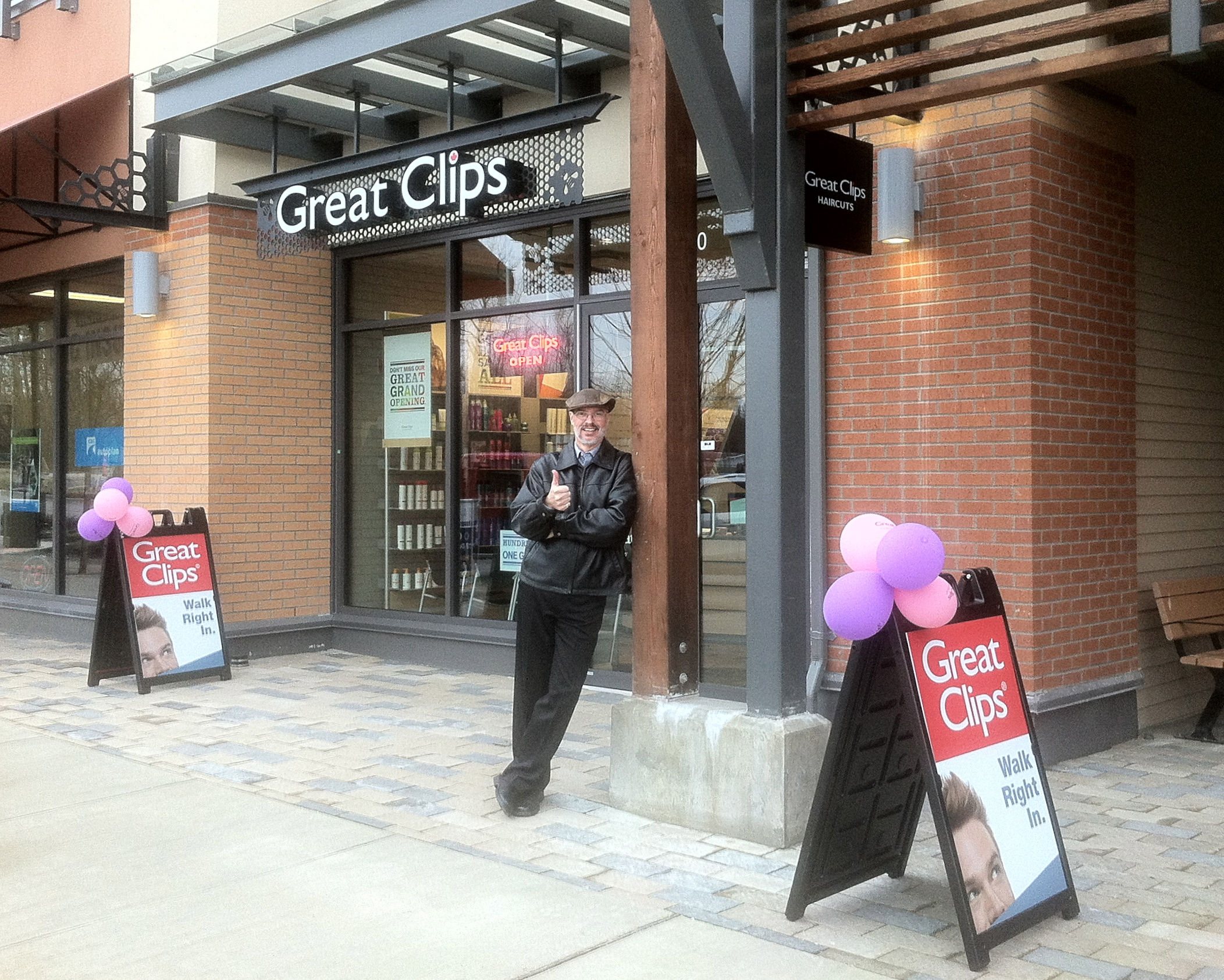 Great Clips Located at Willoughby Town Centre