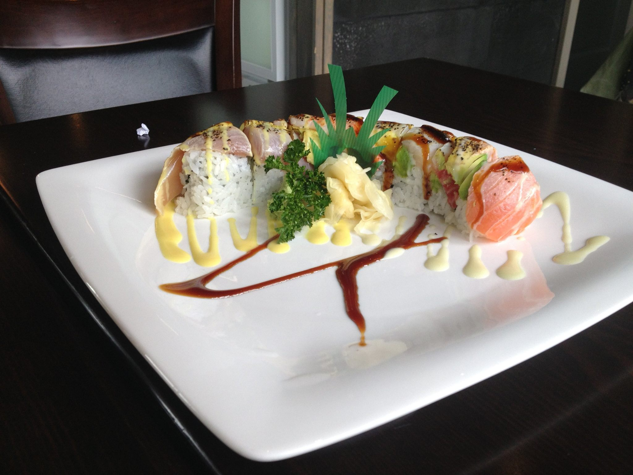Try the Best Sushi Around Town