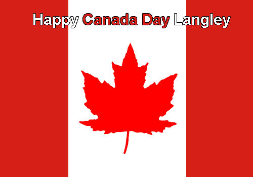 Canada Day Celebrations in Langley