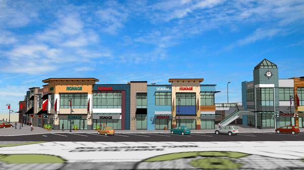 Willoughby Town Centre Commercial Development