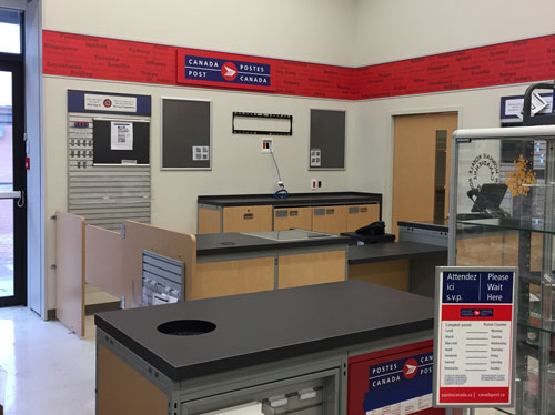 Willoughby Post Office Grand Opening