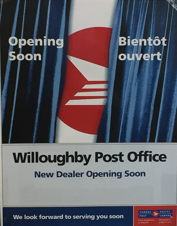 Willouighby Post Office