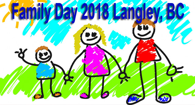 Family Day 2018 Langley