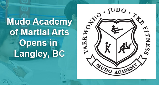 World Class Mudo Marshal Arts Instruction Open in Langley