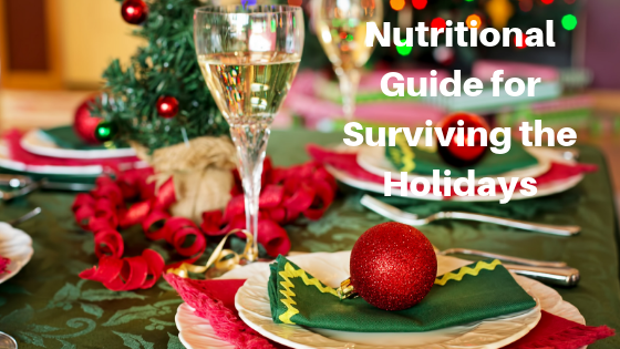 Nutritional Guide for Surviving the Holidays