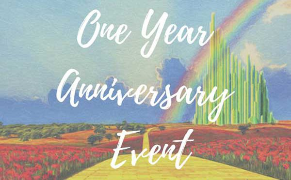 Infinite Serenity Holistic Spa Celebrating One Year Anniversary