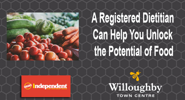 How a Registered Dietitian Can Help You Unlock the Potential of Food