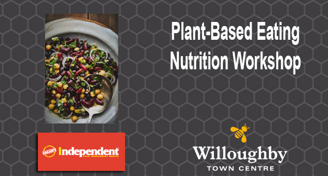 Plant-Based Eating Nutrition Workshop