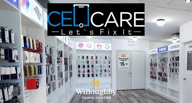 CellCare at Willoughby Town Centre