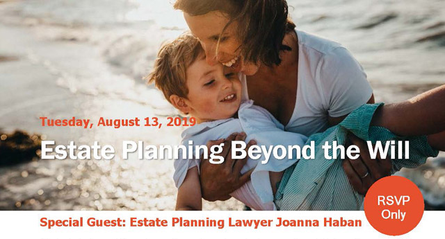 Estate Planning Beyond the Will