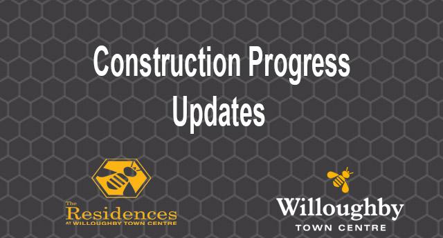 The Residences Construction Progress