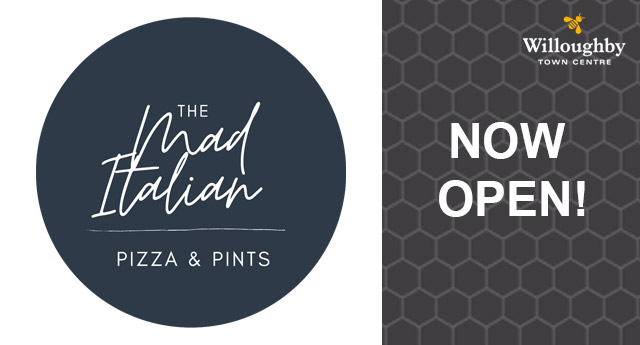 The Mad Italian Pizza Company Reopens