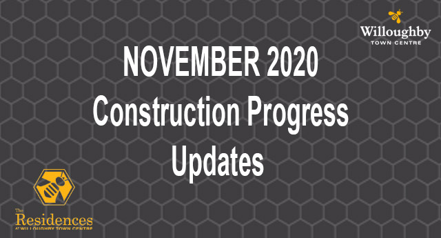 The Residences Construction Update